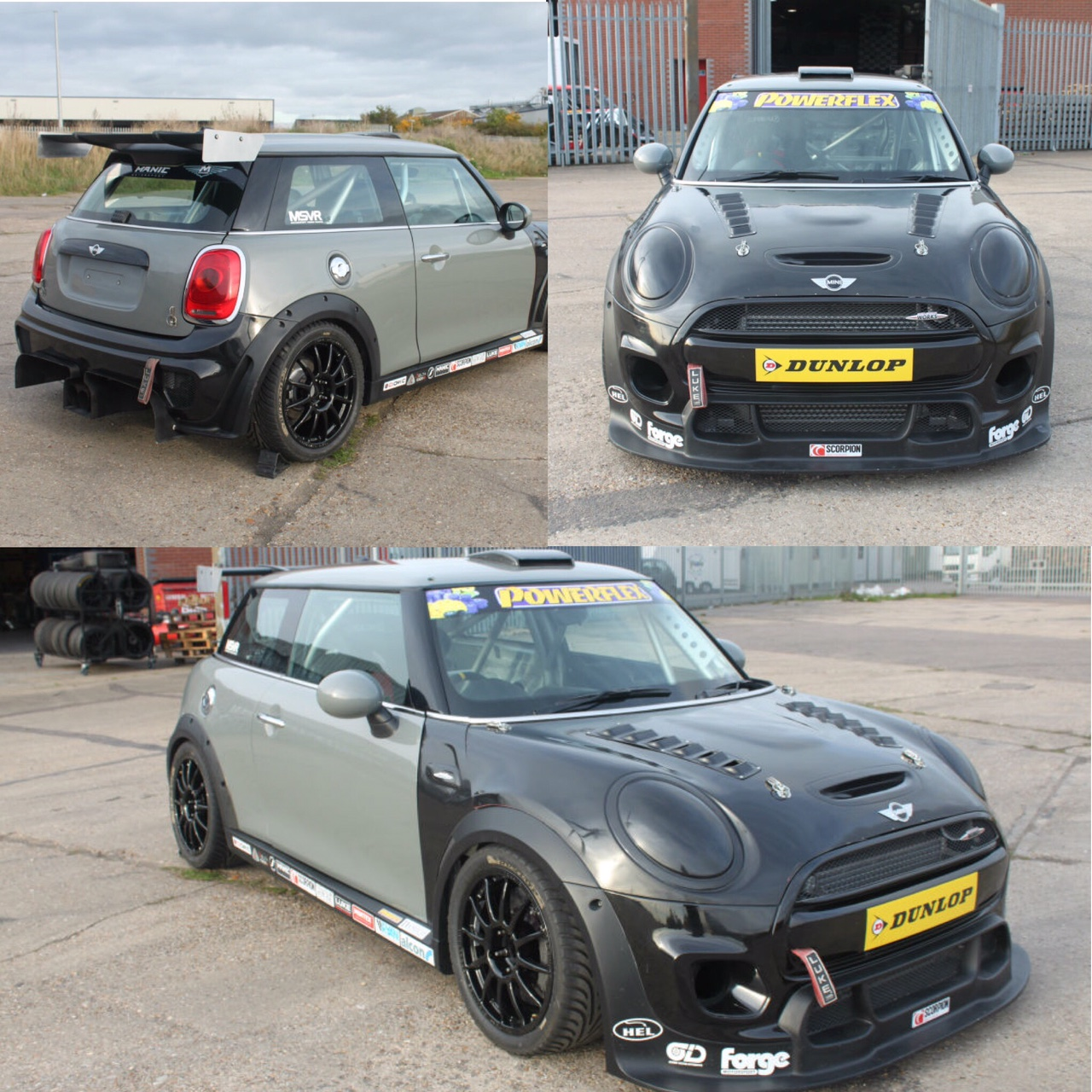 Mini Challenge F56 Jcw Specifications Odwyer Motorsport
